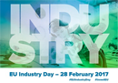 Logo of European Industry Day