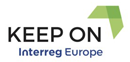 Logo Keep On Interreg Europe